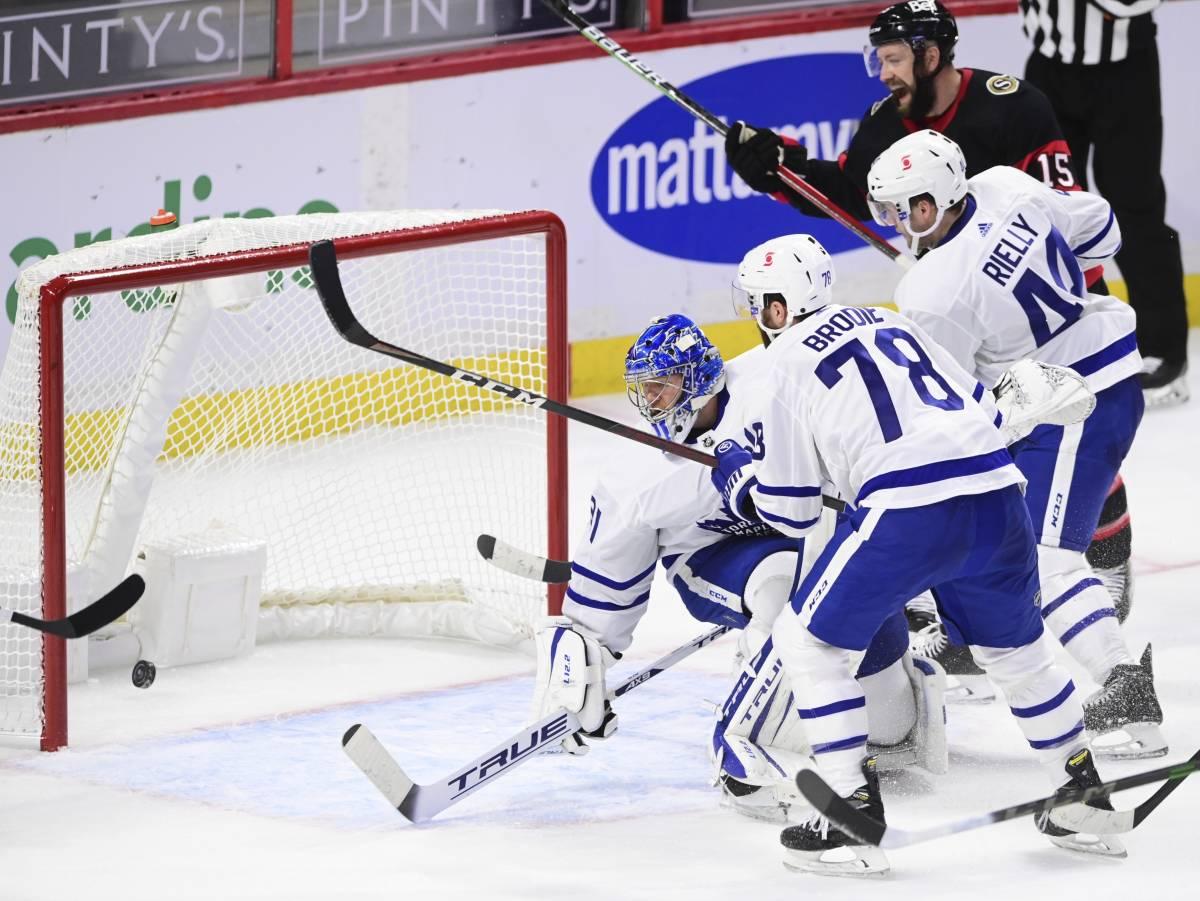 «Торонто Мэйпл Ливз» - «Калгари Флеймз»: прогноз и ставка на матч НХЛ